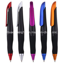 2015 New Cheap Promotion Plastic Logo Ball Pen for Advertising R4251b