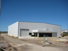 Farm Storage Steel Structure Building (HV172)