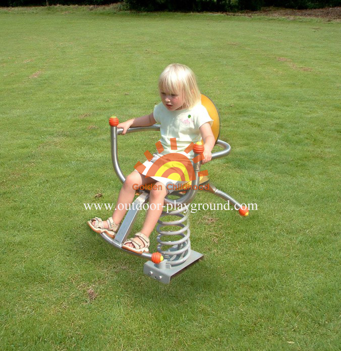 Playground Equipment Spring Kiddy Riders