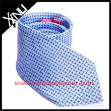 Dog Tooth Printing Fashion Necktie