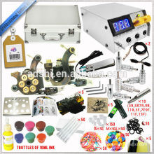 Фабрика прямые продажи портативных и практических Недавно включенные профессиональные высокого качества машина татуировки комплект, ротационная машина татуировки ки