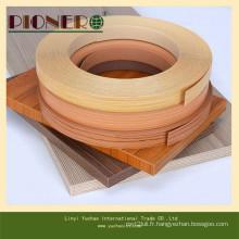 Nouvelle bande de bordure en PVC à haute qualité