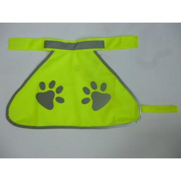 100%Polyester Safety Vest for Pet