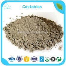 Iso genehmigte hohen Tonerde-feuerfesten Zement für die Erfrischung