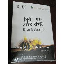 Черный чеснок ---- и здоровье и вкусные закуски