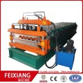 Double Layer Wall/Roof Panel Roll Forming Machine