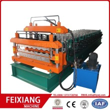FX1020 glazed wall panel machine for 1020mm width tile