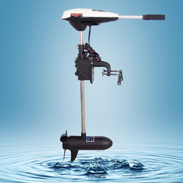 Nova marinho 45lbs impulso 12V elétrico barco Trolling Motor água salgada