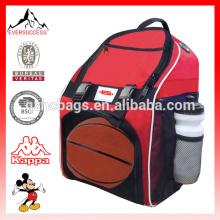 Grand sac à dos élégant de sac à dos de basket-ball pour le basket-ball ou chaussures