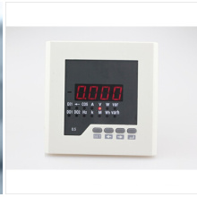 D2 Hot Sale Low Price Panel Size 120*120mm Single Phase Digital Display Multifunction Meter, for Distribution Box