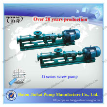 Bombeo rotativo de campo petrolífero serie G para industria petrolera