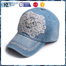 Factory direct sale long lasting flat cowboy cap made in china
