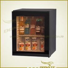 Sn Deluxe Glass Door Refrigerator