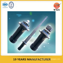 Cilindros hidráulicos capacidad de los cilindros 1T para el remolque de tres lados