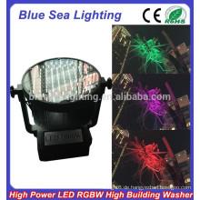 GuangZhou 100pcs x 10W im Freien bewegliches Hauptlicht