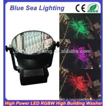 GuangZhou 100pcs x 10W luz exterior movendo cabeça