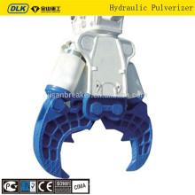 Ternos hidráulicos de pulverizador DLKV15 para escavadora de 13-18 ton