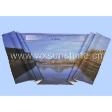 Paño de gamuza de microfibra (alargar) (SL-010)