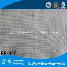 Rollo de tela de filtro de aire de alto flujo de aire