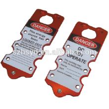 Approuver CE plus de couleur pour le choix longueur 18 mm * 76 mm de largeur étincelant en aluminium