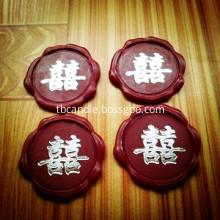 Unique Design Adhesive Wax Seal Labels