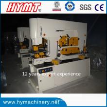 Q35Y-30 máquina de doblado hidráulico de perforación de corte combinado, trabajador de hierro