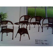 modern rattan furniture