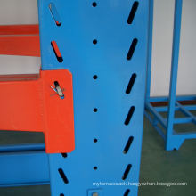 single side hot selling steel arm rack/ISO certificate heavy duty timber rack