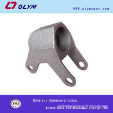 OEM quality products railway spare parts precision lost wax casting