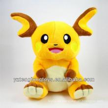 Venta al por mayor Pokemon Raichu juguetes de peluche