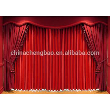 China Leistung verwendet Bühnenvorhänge zum Verkauf