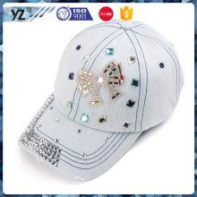 Fábrica de fornecimento personalizado novo estilo lavado cowboy caps fast shipping