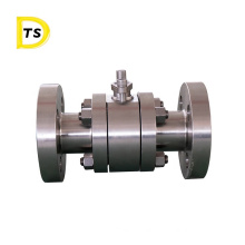 Top Quality Valves China Stainless steel  Fixed Forged Pressure  Ball Valve