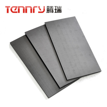 High Density Thin Industrial Grade Graphite Bipolar Plate