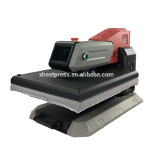 Slide Out Drawer Automatic Electronic Tshirt Heat Press Machine for Sale
