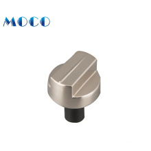 customize high quality Universal 25mm shaft 4mm gas oven control spare parts of knob
