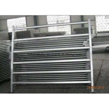 Оцинкованная овальная стальная панель