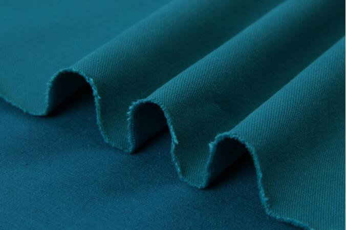 cotton thick twill fabric