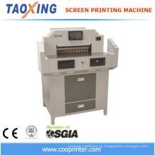 Máquina de corte de papel programável 520H