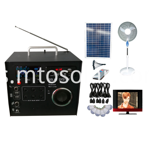 solar energy home appliances products