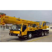 Grúa de camión hidráulica completa