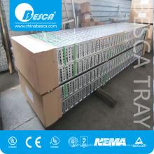 Bandeja de cabo galvanizado fabricante da escada do IEC do UL