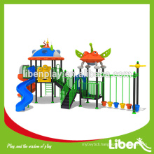 Most Popular Latest Design High Quality Luxury Exterior Playground