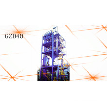 China Popular Concrete Batching Plants (GZD40 series)