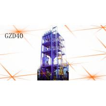 China popular de betão (série GZD40)