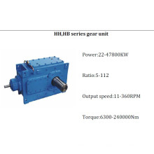 Hh, Hb Series Gear Unit Mixer