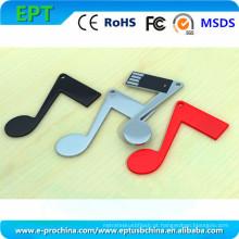 Música personalizada Mini USB Flash Drive para a promoção (ET501)