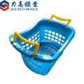 Making fruit and vegetable basket handle injection plastic mold
