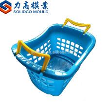 Zhejiang taizhou haute qualité produits ménagers en plastique injection végétale panier moule en acier moule en plastique usine