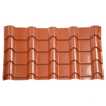 PPGI Coated Prepainted Steel Metal Roof Sheet Price 20 Gauge Gi Galvanized Corrugated Sheet Roofing Sheet for Building Material